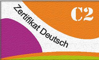 Zertifikat Deutsch C2  (Proficiency)
